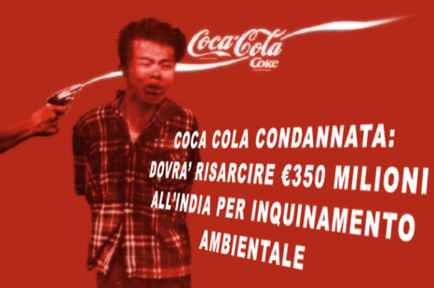 [DallaRete] Coca Cola, l'anima nera di Expo