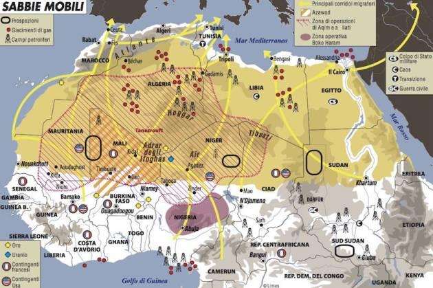 [DallaRete] La jeep, la Libia, il barcone: viaggio in Italia dal Corno d'Africa