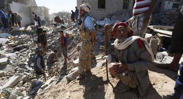[DallaRete] Yemen, bombe a grappolo