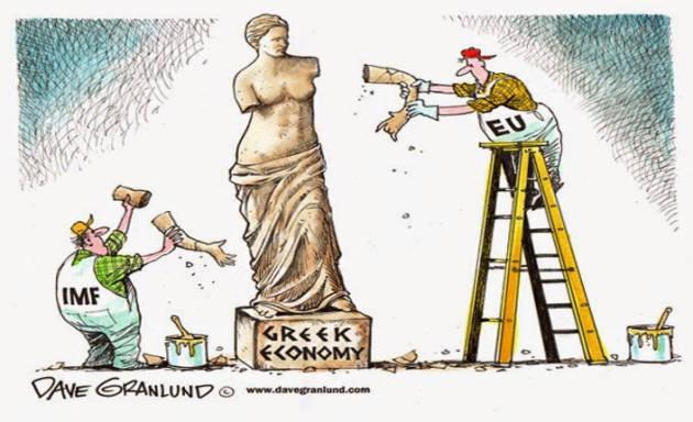 [DallaRete] Atene non può pagare e non pagherà