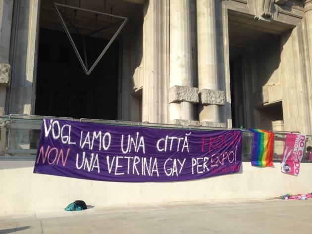 No Expo Pride: Gaia Passeggiata