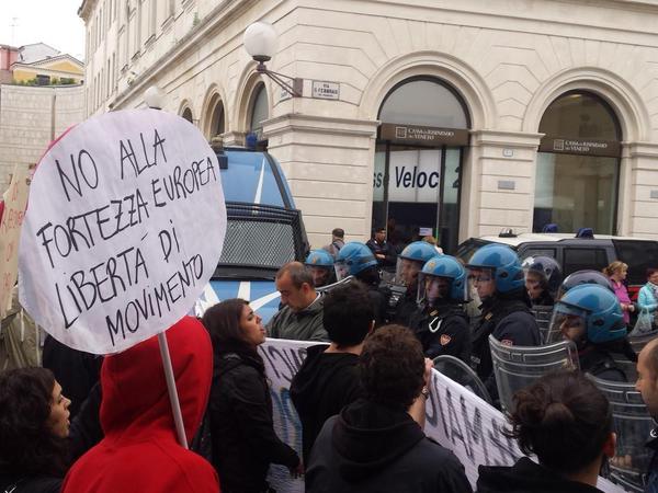 [DallaRete] 23.05 – Anche a Padova #MaiConSalvini