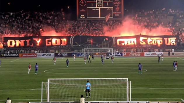 [DallaRete] Egitto – Ultras fuori legge, il tifo organizzato viene dichiarato illegale