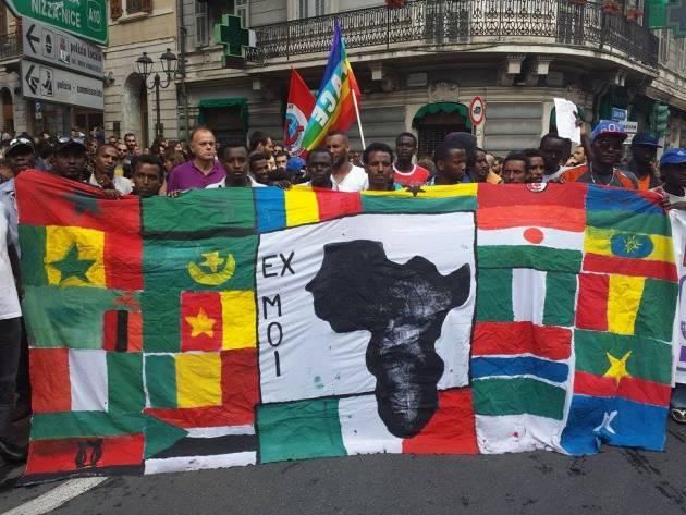 Ventimiglia – Liberté, egalité, fraternité vuol dire ouvrir les frontières