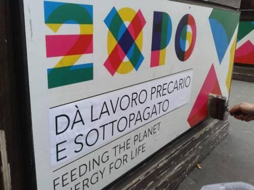 [DallaRete] Expo non fa rima con i diritti dei lavoratori
