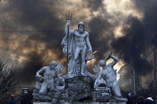 La sentenza per i fatti di Piazza del Popolo del 14 Dicembre 2010