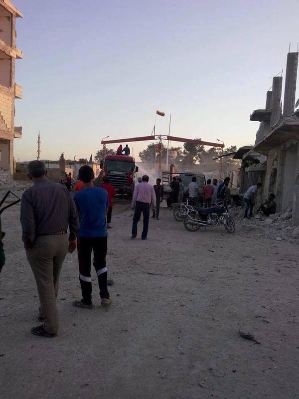 [DallaRete] Isis rientra a Kobane, violenti combattimenti tra curdi e jihadisti