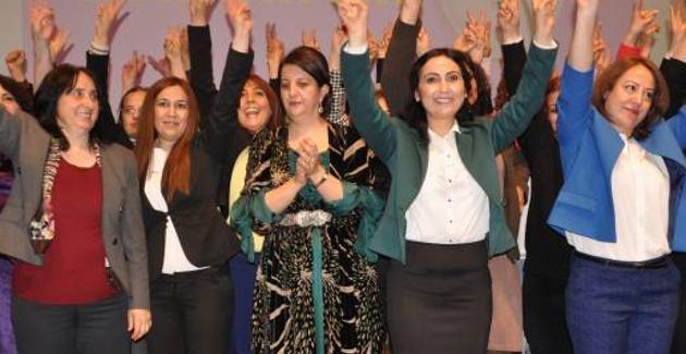 [DallaRete] L'HDP porta 31 donne in parlamento