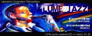LUMe Jazz // Instablemates @ LUMe - Laboratorio Universitario Metropolitano