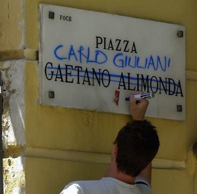 Provocazioni e impunità – Sul Coisp in Piazza Alimonda