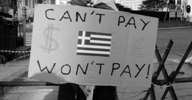 [DallaRete] Il rifiuto della Germania di ridurre il debito greco