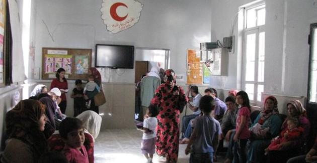[DallaRete] Appello a medici e infermieri per l'assistenza sanitaria a Kobane e nel Rojava