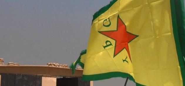 [DallaRete] YPG: l'esercito turco attacca posizioni delle YPG e del FSA vicino a Kobane