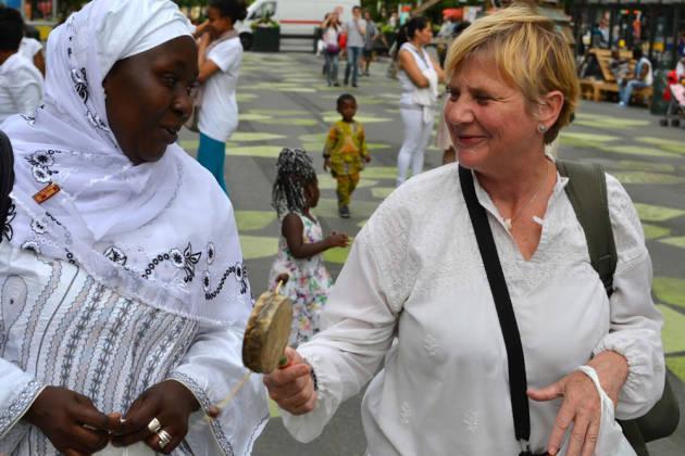 [DallaRete] Le donne in bianco di Bruxelles