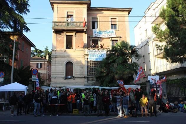 [DallaRete] Bologna: divieto di dimora ad un attivista del Tpo. Gianmarco libero subito!