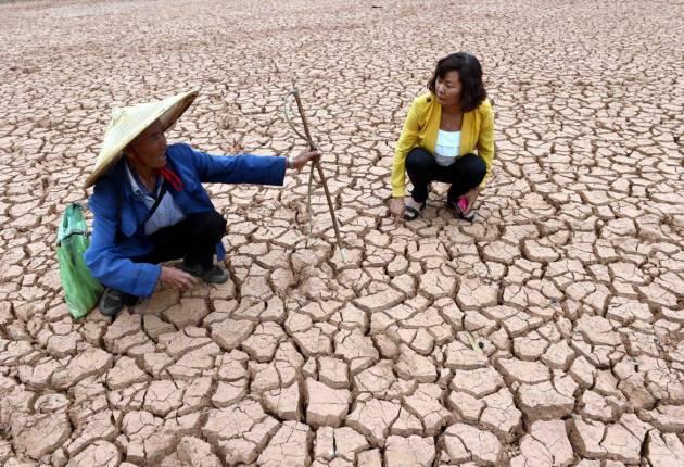 [DallaRete] Il clima al centro dei conflitti