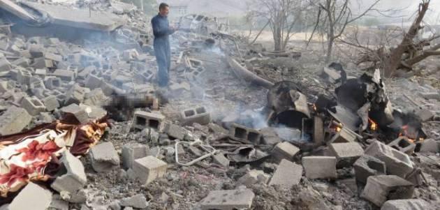 [DallaRete] Aerei da guerra turchi uccidono 9 civili nel villaggio di Zergelê a Qandil