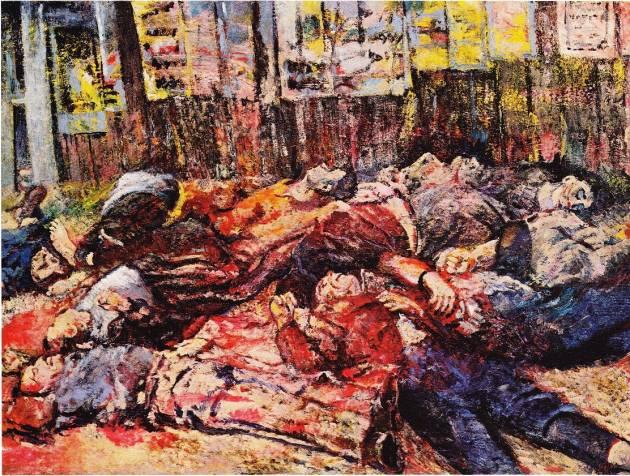 Milano, 10 Agosto 1945 – L'eccidio di Piazzale Loreto