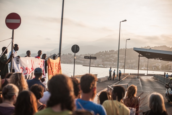 [DallaRete]#Ventimiglia in ogni città! La solidarietà senza confini è già opposizione alla guerra futura