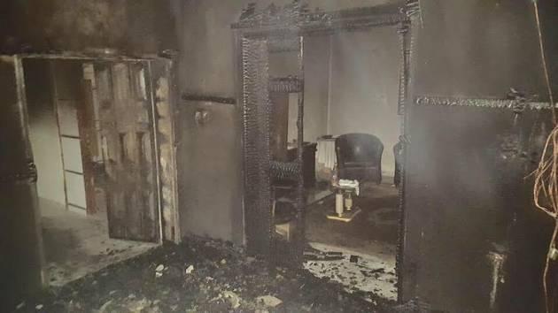 [DallaRete] Bimbo palestinese muore in casa bruciata da coloni