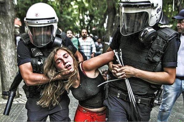 [DallaRete] Con la resistenza kurda. Contro la guerra di Erdogan – 3 Settembre Assemblea @ArciBellezza – 14S Corteo