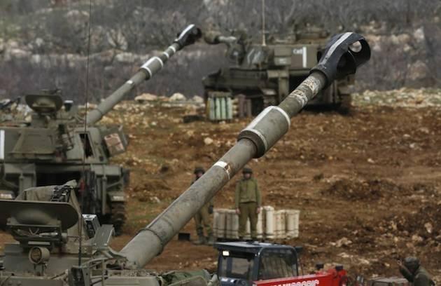 """[DallaRete] Missili su Israele, bombe sulla Siria. Tel Aviv ci riprova: """"E' colpa dell'Iran"""""""