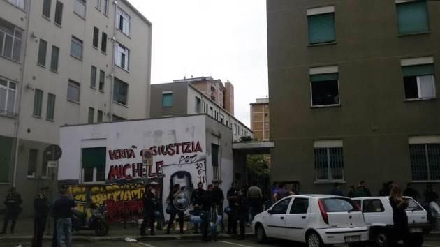 [News] Sgombero in corso in Via del Turchino