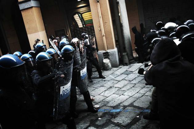 [DallaRete] Misure cautelari a Bologna per il corteo del 18 Ottobre 2014