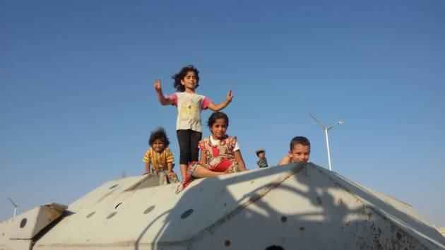 Rojava, una galleria fotografica