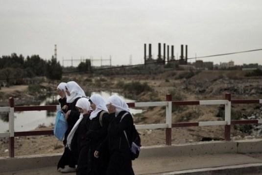 [DallaRete] Gaza senza luce scende in piazza