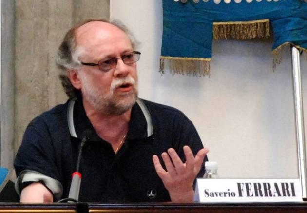[DallaRete] Nuove minacce neofasciste a Saverio Ferrari. Solidarietà con Saverio!