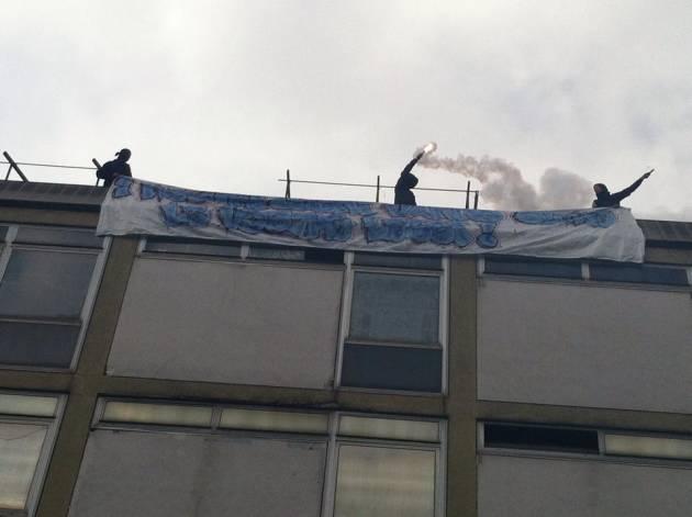 [News] Milano – Gli studenti occupano l'ex-CONI di Corso di Porta Vigentina 52