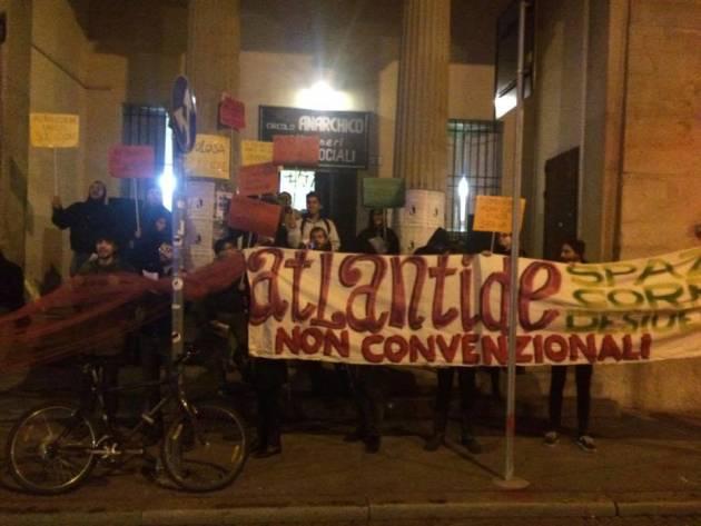 [News] Bologna – Sgomberato Atlantide