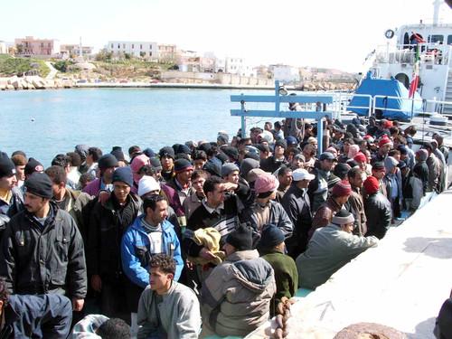 [DallaRete] Lampedusa: la Corte Europea dei Diritti dell'Uomo condanna l'Italia per la gestione dell'emergenza sbarchi nel 2011
