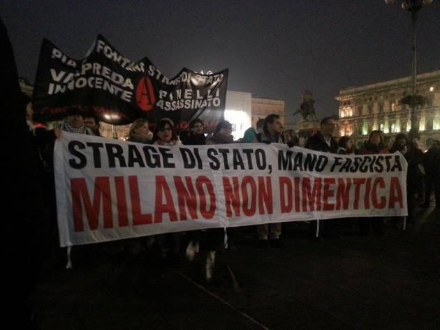 Piazza Fontana 2015 – Assemblea cittadina – 12 Novembre ore 21 @ Ponte della Ghisolfa