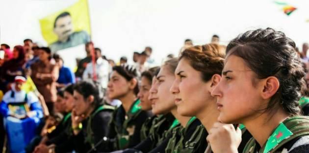 [DallaRete] Tra ISIS e guerra, la speranza è curda