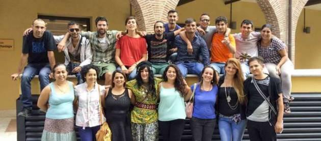 Il manifesto dei giovani rom e sinti
