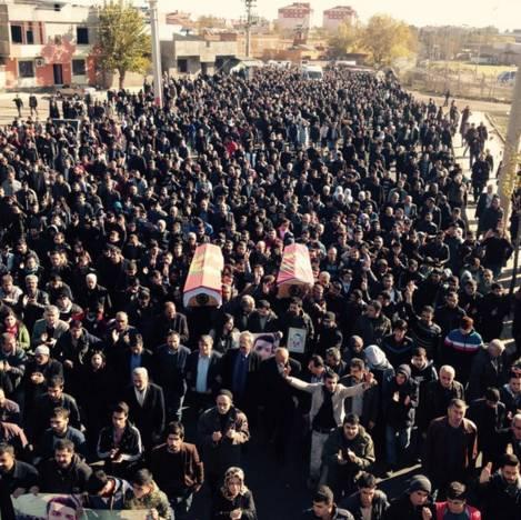 [DallaRete] Ankara non ferma la guerra contro i Curdi