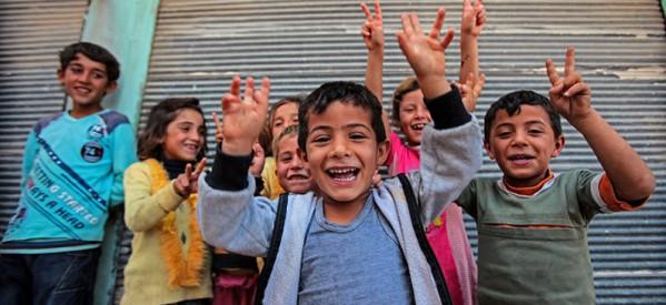 [DallaRete] Bambini di Kobane – Un progetto di solidarietà attiva