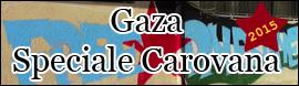 carovana Gaza