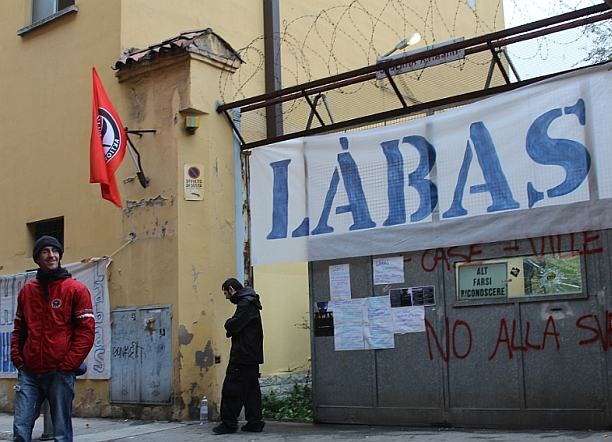 [DallaRete] Bologna – Decreto di sequestro per Làbas