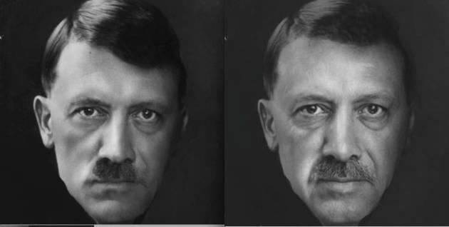 """Erdogan – """"Hitler? Un esempio di modello presidenziale"""""""