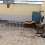 Gaza – Baci di dama dietro le sbarre
