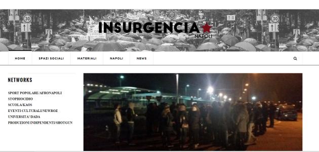 [News] Benvenuto insurgencia.net