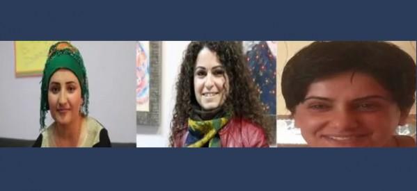 [DallaRete] Silopi: Lo stato turco ha giustiziato tre attiviste curde