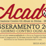[DallaRete] ACAD – Campagna tesseramento 2016
