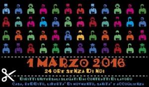 Giovedì 11 Febbraio assemblea per la costruzione di un 1 Marzo contro i confini e la precarizzazione @ Ri-Make
