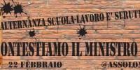 Il 22 Febbraio contestiamo la Giannini a Milano! – Assemblea Cittadina