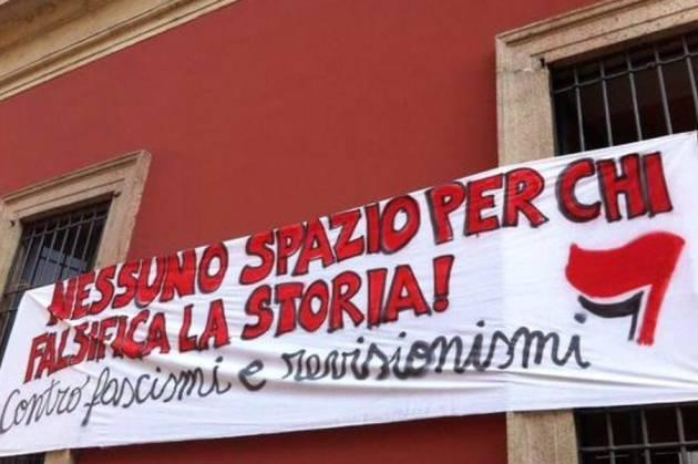 Sull'aggressione neo-nazista in Università. Per la costruzione di un Comitato antifascista della Statale