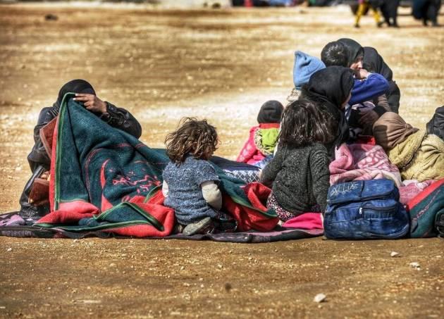 [DallaRete]  Siria – I Kurdi accolgono i rifugiati di Aleppo